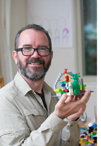 LEGO® SERIOUS PLAY® team building workshops in Silicon Valley, San Francisco Bay Area