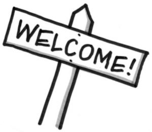 [Welcome sign] Enhance recruitment with LEGO® SERIOUS PLAY®, Applied Improv, and graphic facilitation trainings and workshops with Creative Sandbox Solutions™
